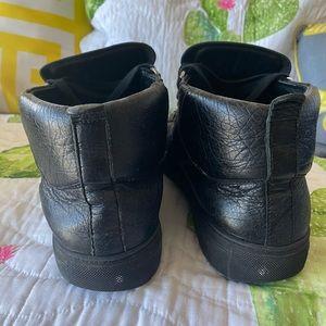 Balenciaga Shoes - Black arenas